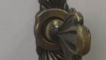 Закрутка+плашка металл MZ01